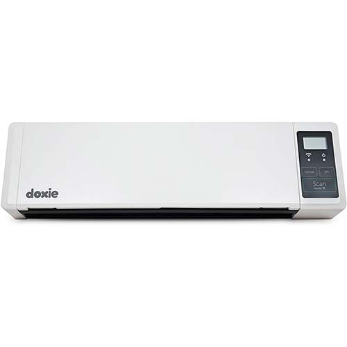 9. Doxie Q - Wireless Rechargeable Document Scanner with Automatic Document Feeder (ADF)