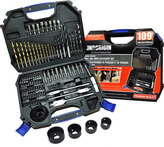 Top 10 Best Drill Bit Sets in 2021 Reviews