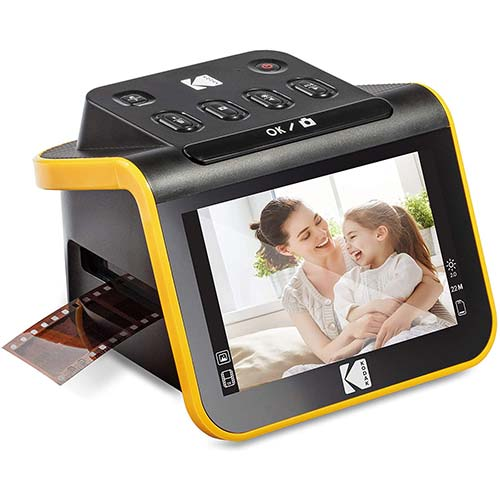 "5. KODAK Slide N SCAN Film and Slide Scanner with Large 5"" LCD Screen"