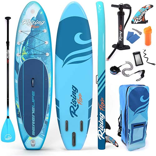 Top 10 Best Stand Up Paddle Boards in 2020 Reviews