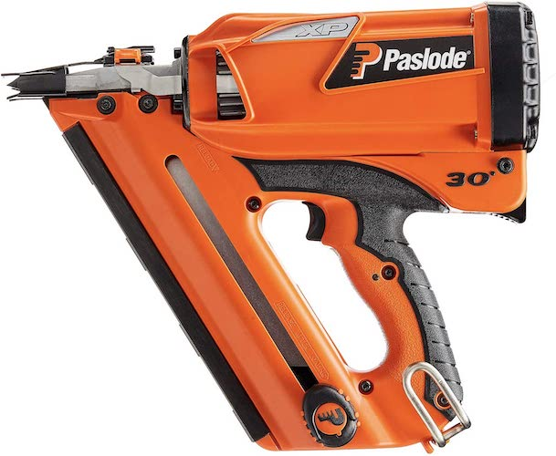 7. Paslode, Cordless XP Framing Nailer, 905600, Battery and Fuel Cell Powered