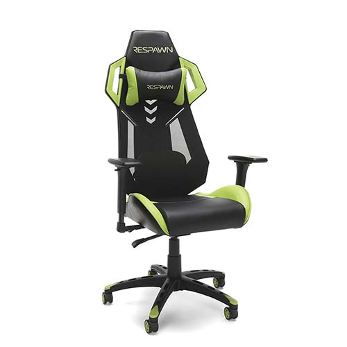 2. RESPAWN 200 Racing Style Gaming Chair, in Green