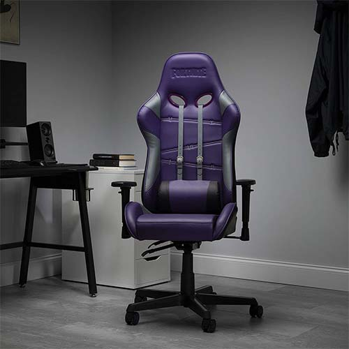 3. Fortnite RAVEN-X Gaming Chair, RESPAWN by OFM Reclining Ergonomic Chair (RAVEN-04)