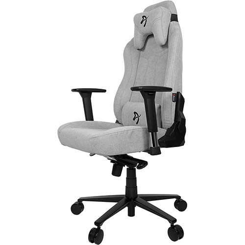 7. ArozziVernazza Soft Fabric Gaming Chair
