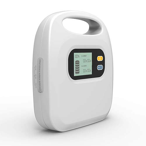 3. CPAP Battery Backup MAXOAK CPAP Power Bank Compatible with Airsense 10 Resmed S9 Philip REMstar System