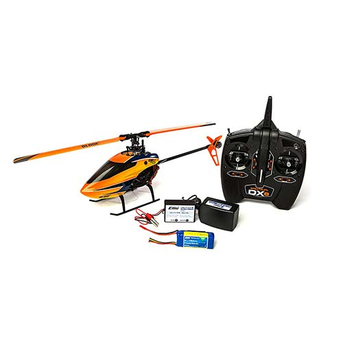 3. Blade 230 S V2 RTF RC Helicopter: Brushless CP Heli | 2.4GHz DXeTx/Rx Radio System with SAFE Technology