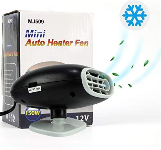 9. UPEOR Portable Car Heater,Car Defroster Defogger,Portable Auto Electronic Car Heater with Heating & Cooling Function