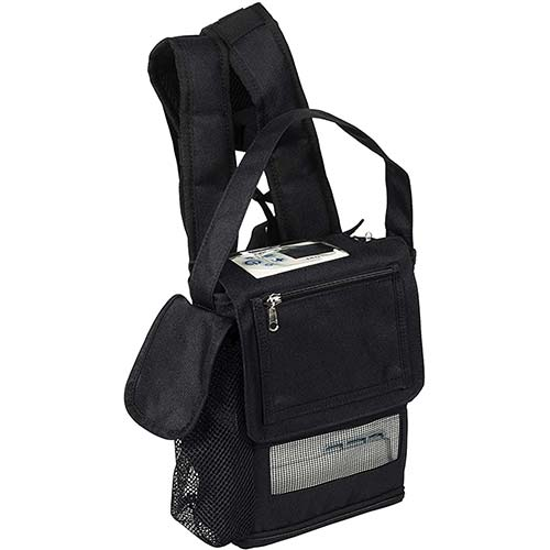 5. O2TOTES Lightweight Carrier for Inogen One G5 Oxygen Concentrator