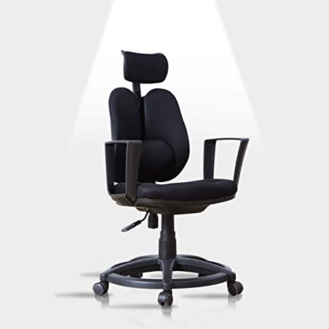 5. Livinia Office Chair with Height Adjustable Design - Ergonomic Chair Desk Gaming Chair
