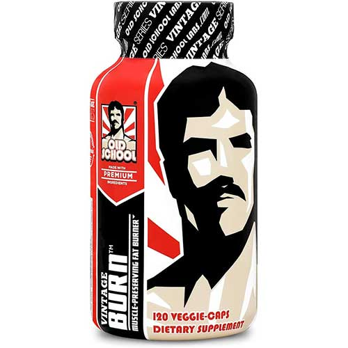 2. Vintage Burn Fat Burner - The First Muscle-Preserving Fat Burner Thermogenic Weight Loss Supplement