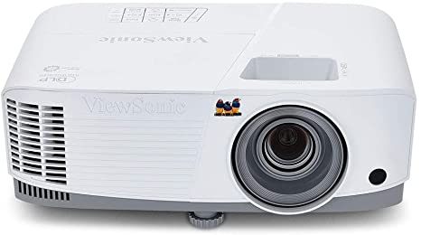 4. ViewSonic 3800 Lumens SVGA High Brightness Projector for Home and Office
