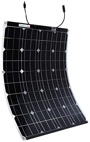 7. Winnewsun Flexible Solar Panel Bifacial Flexible Solar Panel