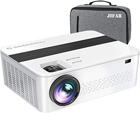 10. Bluetooth Native 1080p Projector with 120