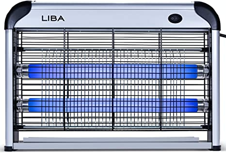 5. LiBa Bug Zapper Electric Indoor Insect Killer Mosquito, Bug, Fly Killer