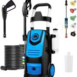 Top 10 Best Electric Pressure Washers in 2021 Reviews