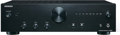 10.Onkyo A-9010 Integrated Stereo Amplifier