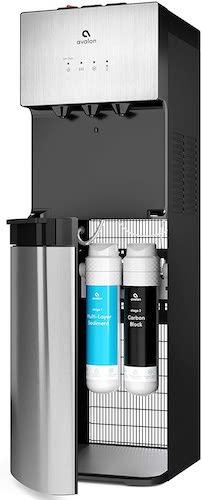 1.Avalon A5 Self Cleaning Bottleless Water Cooler Dispenser, UL/NSF/Energy star, Stainless Steel, full size