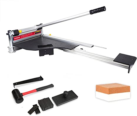 10. Norske Tools NMAP004 13 inch Laminate Flooring & Siding Cutter