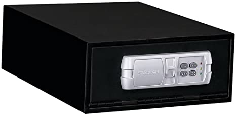 8. Stack-On QAS-1304-12 Low Profile Quick Access Safe with Electronic Lock